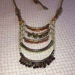 Anthropologie Boho Necklace